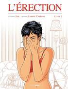 Couverture du livre « L'érection T.2 » de Jim et Lounis Chabane aux éditions Bamboo