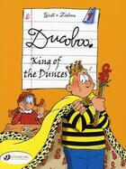 Couverture du livre « Ducoboo t.1 ; king of the dunces » de Zidrou et Godi aux éditions Cinebook