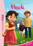 Couverture du livre « Heidi T.1 ; la rencontre » de Collectif et Catherine Kalengula aux éditions Hachette Jeunesse