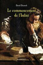 Couverture du livre « Le commencement de l'infini » de David Deutsch aux éditions Cassini
