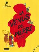 Couverture du livre « La Vénus de pierre » de Alice Briere-Haquet et Laurent Simon aux éditions Elan Vert