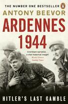 Couverture du livre « ARDENNES 1944 » de Antony Beevor aux éditions Adult Pbs
