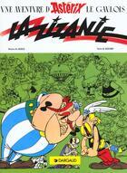 Couverture du livre « Astérix t.15 ; la zizanie » de Albert Urderzo et Rene Goscinny aux éditions Albert Rene