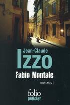 Couverture du livre « Fabio Montale » de Jean-Claude Izzo aux éditions Gallimard