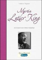 Couverture du livre « Martin Luther King: Une Vie Pour La Non-Violence Evangelique » de Frederic Rognon aux éditions Olivetan