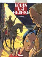 Couverture du livre « Louis la guigne t.12 ; les parias » de Jean-Paul Dethorey et Frank Giroud aux éditions Glenat