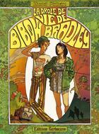 Couverture du livre « La drôle de vie de Bibow Bradley » de Nicolai Pinheiro aux éditions Sarbacane