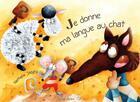 Couverture du livre « Je donne ma langue au chat » de Nathalie Janer aux éditions Limonade