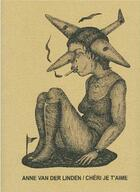 Couverture du livre « Chéri je t'aime » de Anne Van Der Linden aux éditions Orbis Pictus Club