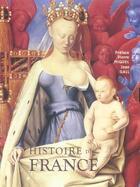 Couverture du livre « Histoire de france » de Jean Gall aux éditions Moliere