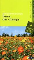 Couverture du livre « Fleurs des champs » de Collectif aux éditions Nathan