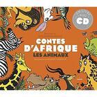 Couverture du livre « Contes d'Afrique » de Roland Garrigue et Souleymane Mbodj aux éditions Milan