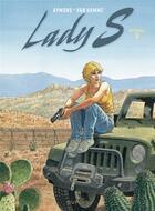 Couverture du livre « Lady S. ; INTEGRALE VOL.3 » de Jean Van Hamme et Philippe Aymond aux éditions Dupuis