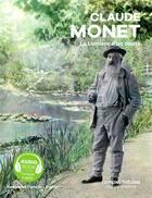 Couverture du livre « Claude Monet ; la lumière d'un doute » de Geraldine Puireux aux éditions Theleme