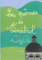 Couverture du livre « Les poêmes de Ménétrol » de Armand Le Poete aux éditions La Rumeur Libre
