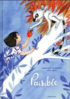 Couverture du livre « Paisible » de Angelique Villeneuve aux éditions Sarbacane