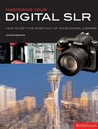 Couverture du livre « Mastering your digital SLR » de Chris Weston aux éditions Rotovision