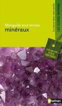 Couverture du livre « Minéraux » de Veronique Cebal aux éditions Nathan