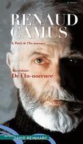 Couverture du livre « Abécédaire de l'in-nocence » de Renaud Camus aux éditions David Reinharc
