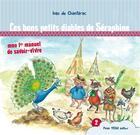 Couverture du livre « Les bons petits diables de Séraphine ; mon premier manuel de savoir-vivre t.2 » de Ines De Chanterac aux éditions Tequi