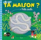 Couverture du livre « Ou est ta maison/petite abeille » de Piccolia aux éditions Piccolia
