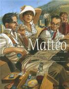 Couverture du livre « Mattéo T.3 ; troisième époque (août 1936) » de Jean-Pierre Gibrat aux éditions Futuropolis
