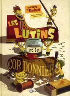 Couverture du livre « Les lutins et le cordonnier » de Pedro Rodriguez et Martin Powell et Wilhelm Grimm aux éditions Paquet