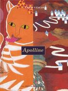 Couverture du livre « Apolline » de Anne Gerard aux éditions Ricochet