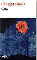 Couverture du livre « Crue » de Philippe Forest aux éditions Gallimard