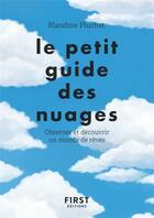 Couverture du livre « Le petit guide des nuages » de Lise Herzog et Blandine Pluchet aux éditions First