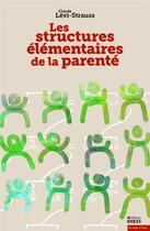 Couverture du livre « Les structures élémentaires de la parenté » de Claude Levi-Strauss aux éditions Ehess
