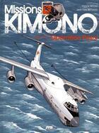 Couverture du livre « Missions Kimono T.17 ; opération Pasni » de Jean-Yves Brouard et Francis Nicole aux éditions Jyb Aventures
