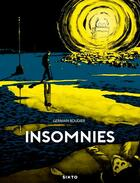 Couverture du livre « Insomnies » de Germain Boudier aux éditions Sixto