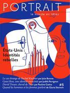 Couverture du livre « Revue portrait no5 » de Julie Bonnie aux éditions Les Editions Du Portrait