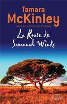 Couverture du livre « Les vents de la savane » de Tamara Mckinley aux éditions Archipel
