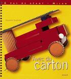 Couverture du livre « Carton » de Claude Jeantet aux éditions Milan
