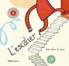 Couverture du livre « L'escalier » de Beatriz Montero aux éditions Oqo