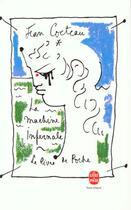 Couverture du livre « La machine infernale » de Jean Cocteau aux éditions Lgf