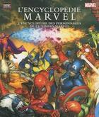 Couverture du livre « L'encyclopédie Marvel (édition 2010) » de De Faclo aux éditions Carabas