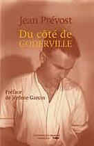 Couverture du livre « Du côté de goderville » de Jean Prevost aux éditions Des Falaises