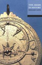 Couverture du livre « Arabs in History » de Bernard Lewis aux éditions Oup Oxford