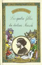 Couverture du livre « Les Quatre Filles Du Docteur March » de Alcott-L.M aux éditions Hachette Romans