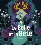 Couverture du livre « La belle et la bête » de David Sala aux éditions Casterman