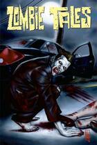 Couverture du livre « Zombie tales t.4 » de Collectif aux éditions French Eyes