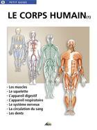 Couverture du livre « Le corps humain t.1 » de Collectif aux éditions Aedis