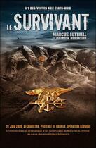 Couverture du livre « Le survivant » de Luttrell aux éditions Nimrod