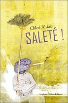 Couverture du livre « Saleté ! » de Chloe Alifax aux éditions Stephane Million