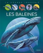 Couverture du livre « Les baleines » de Jacques Dayan et Agnes Vandewiele et Marie-Christine Lemayeur et Bernard Alunni aux éditions Fleurus