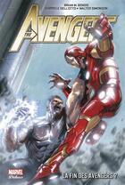 Couverture du livre « Avengers ; la fin des Avengers ? » de Mike Deodato et Gabriele Dell'Otto et Brian Michael Bendis aux éditions Panini