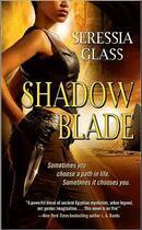 Couverture du livre « La lame des ombres » de Seressia Glass aux éditions Eclipse